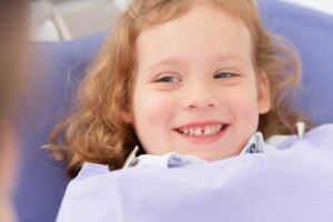 Young Girl Smiling – Rochester, Mn – Apollo Dental